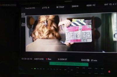 Jak zostać gwiazdą SONMEDIOS Plan Filmowy Ostra 44