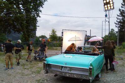 Jak zostać gwiazdą SONMEDIOS Plan Filmowy Ostra 48